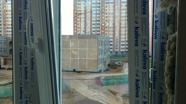 монтаж окон калева в граде московском отзывы плохие