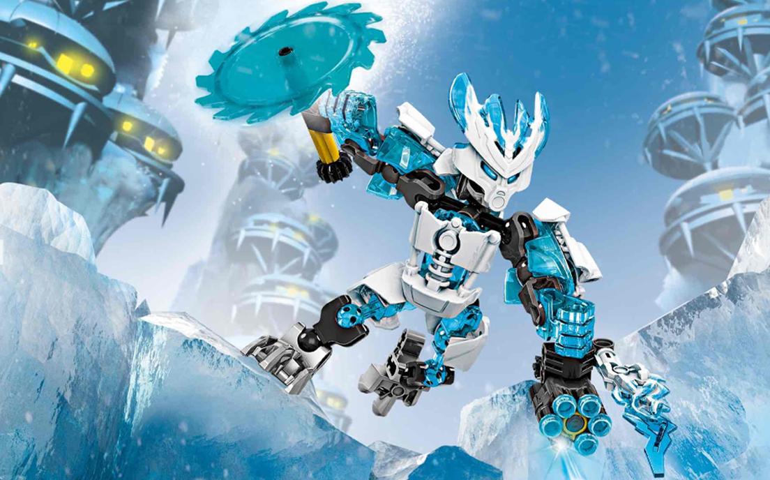 LEGO® BIONICLE® возвращается!