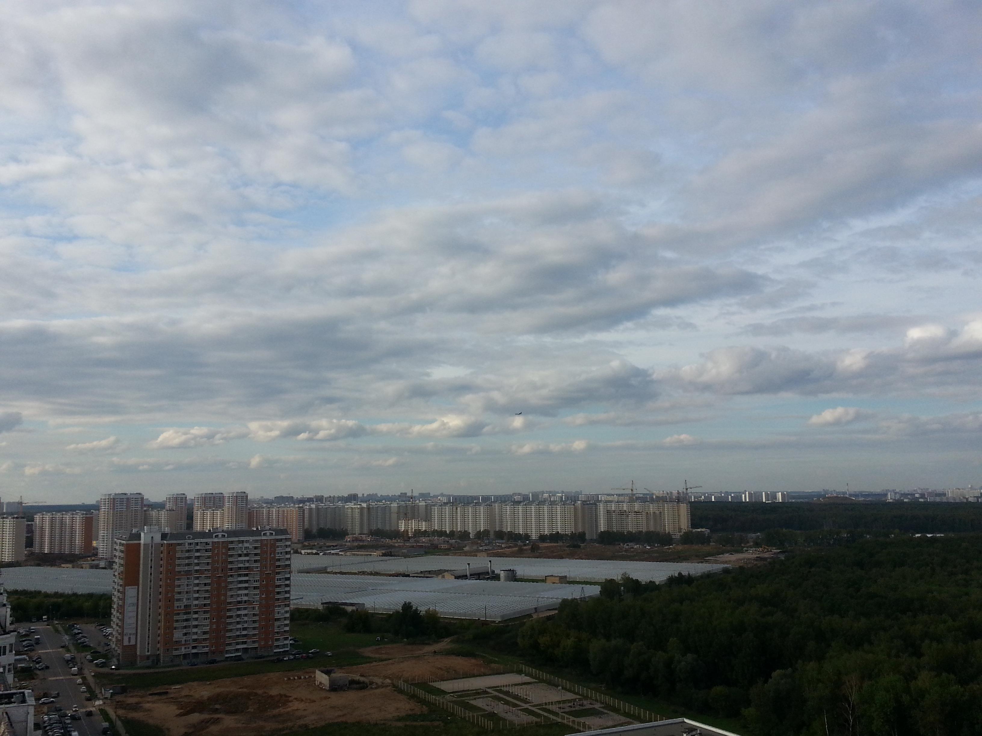 погода в Московском