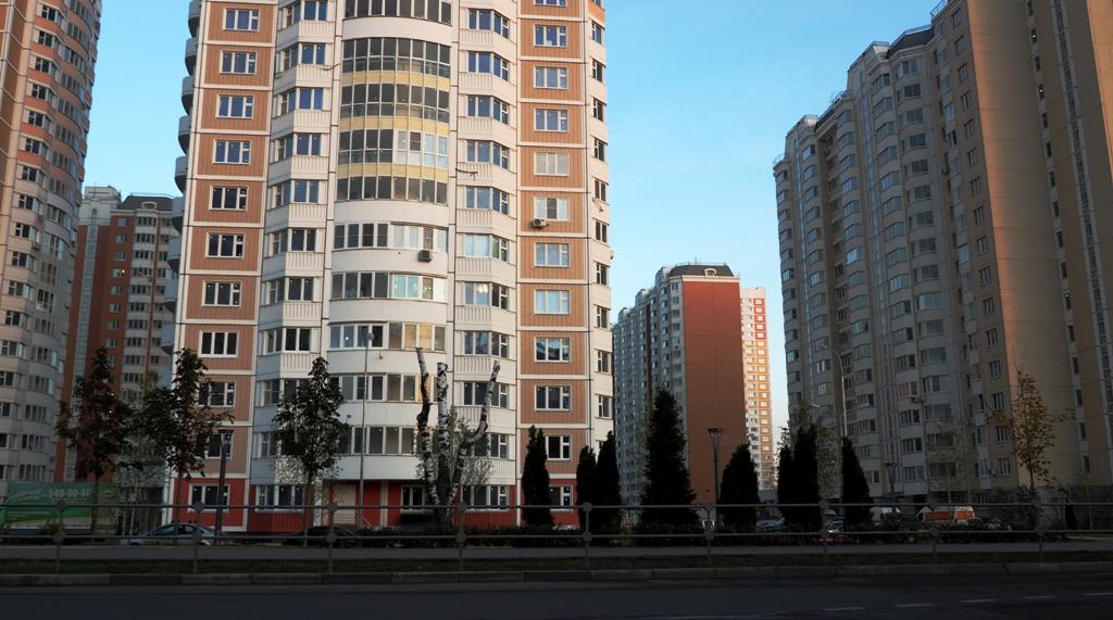 жильё в граде Московском
