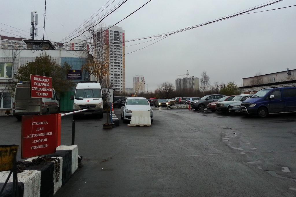 Полиция град Московский