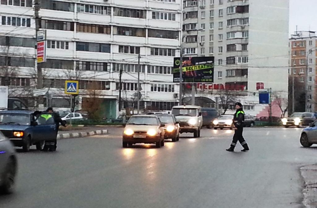 как работает ДПС в граде Московском