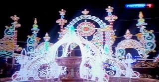 Собянин на ТВ праздник Рождество