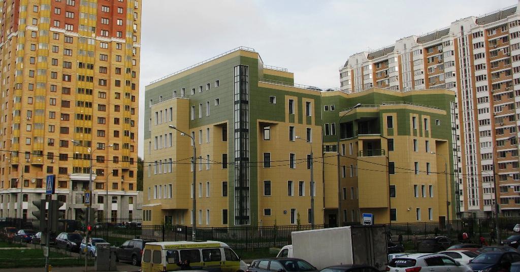 поликлиника Московский град