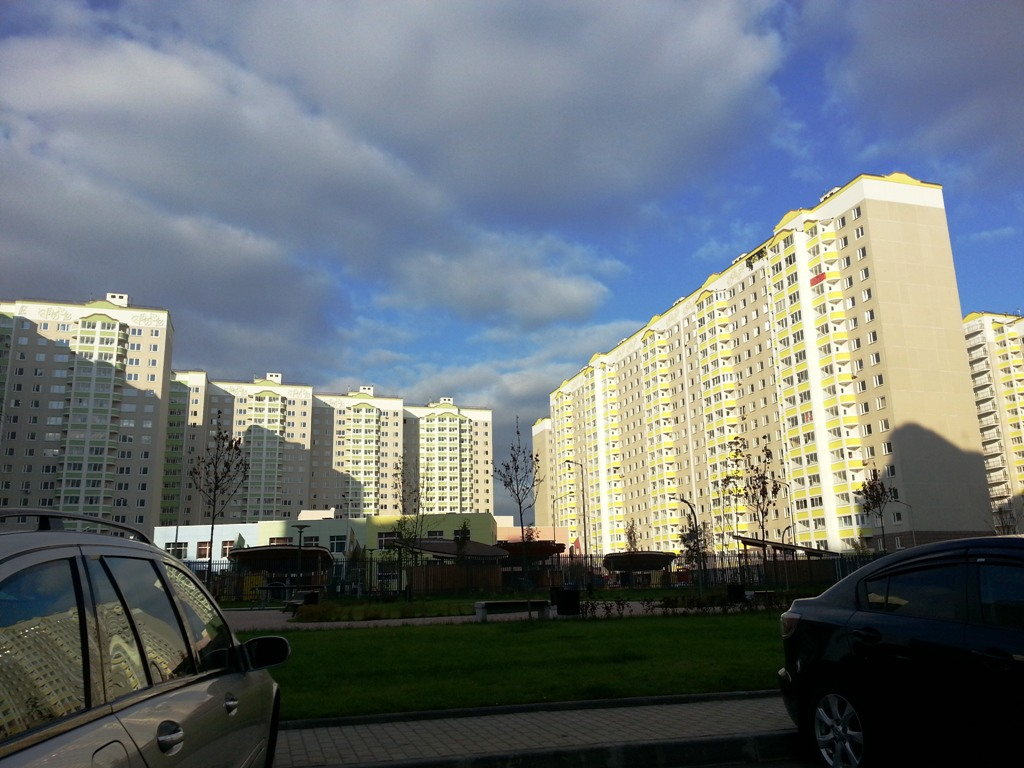 Московский град