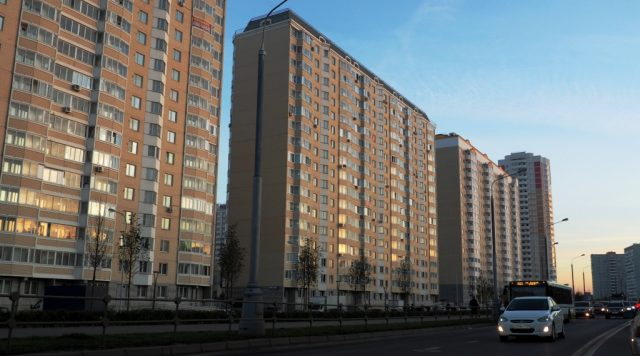 Арендная плата в Москве, жилые помещения с евроремонтом, обстановка на рынке аренды, предлагаемые в наем квартиры в новостройках, арендная ставка