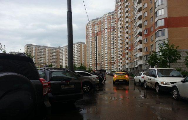 шиномонтаж град Московский