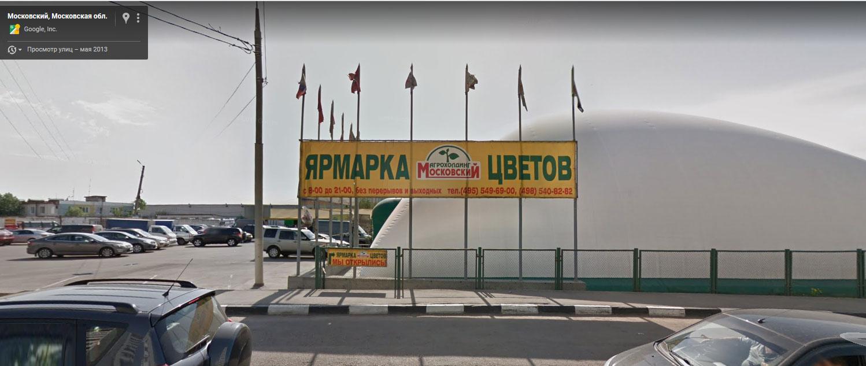 Шатёр Московский, Московская обл., 142784